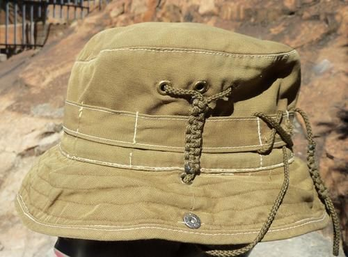 Sadf Recce Special Forces Issued Nutria Bush Hat 1982
