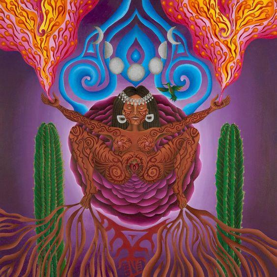 Aya Mama by Mariela de la Paz