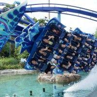 THE BIG 5: Top five roller coasters in Orlando