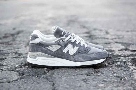 New Balance 998 - Grey