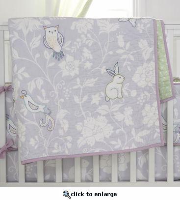 owl baby bedding!