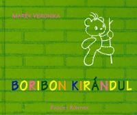 Boribon kirándul : Marék Veronika