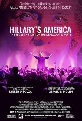 Conservative author and filmmaker Dinesh D'Souza is releasing his new movie, Hillary's America: The Secret History of the Democratic Party, in Cleveland during the Republican National Convention with a warning about Bill and Hillary Clinton: Imagine how worse things could get if these two depraved crooks return to the White House.    Accompanied by his book Hillary's America from Regnery Publishing, the movie will be unveiled at July 17 red carpet event in Cleveland and released nationally…