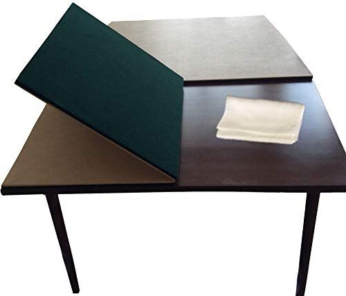 Custom Table Pads For Rectangle Dining Room Table Tabletop