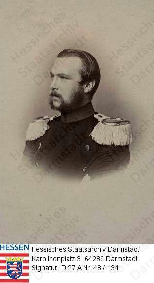 Grand Duke Louis of Hesse and by Rhine