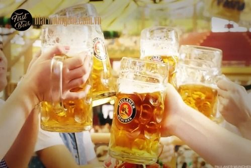 bia Paulaner nhập khẩu đức