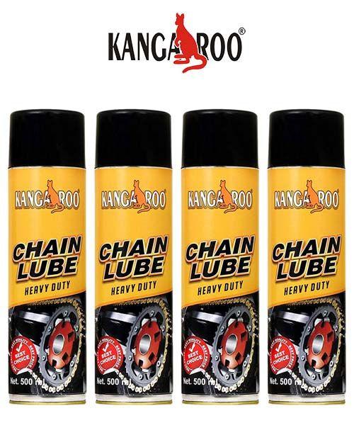 Kangaroo Is Manufacturing High Performance Bike Chain Lubricant
