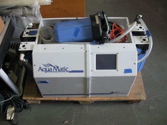 Sea Recovery Water Maker - Aquamatic Model 700-1