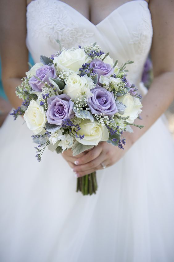 Bridal Flowers - September Wedding