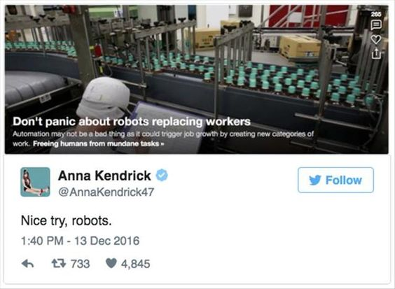 Anna Kendrick Twitter Quotes Were The Best Thing Going On In 2016 – 24 Pics
