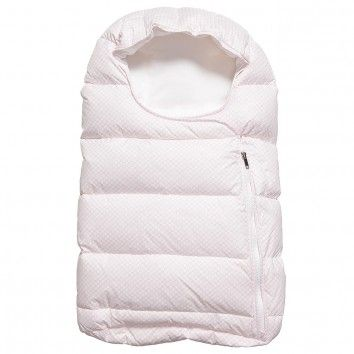 Gucci Pink Down Padded Nest (66cm) at Childrensalon.com