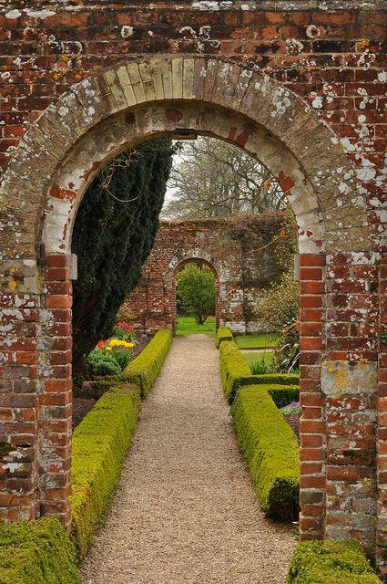 Walled Garden at Felbrigg Hall, Norfolk