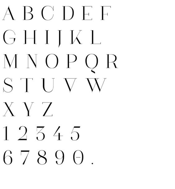 porter magazine fonts - Google Search   typography   Pinterest ...