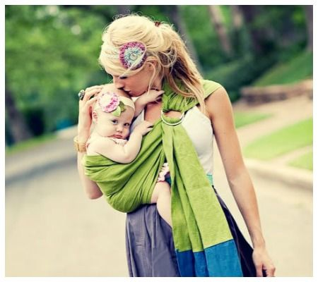 lovely collection of pics of babywearing from across the world <3