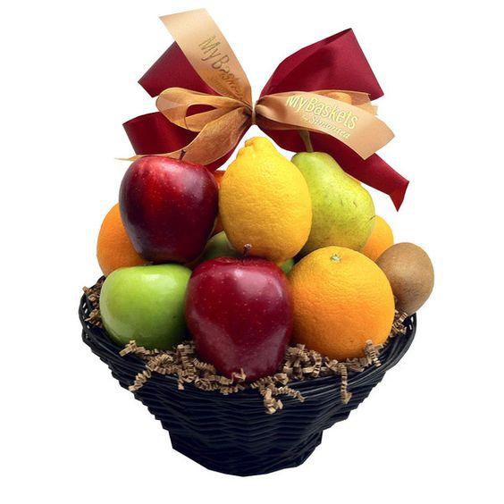 Kosher Fruit Gift Basket