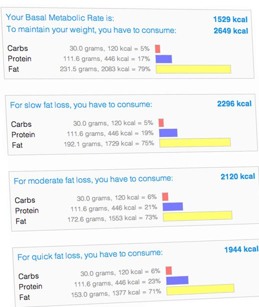 Keto Diet Macros Calculator Free - dubaitoday