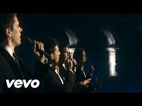 Il divo canta hallelujah assim deve ser o para so holy for Il divo regresa a mi lyrics