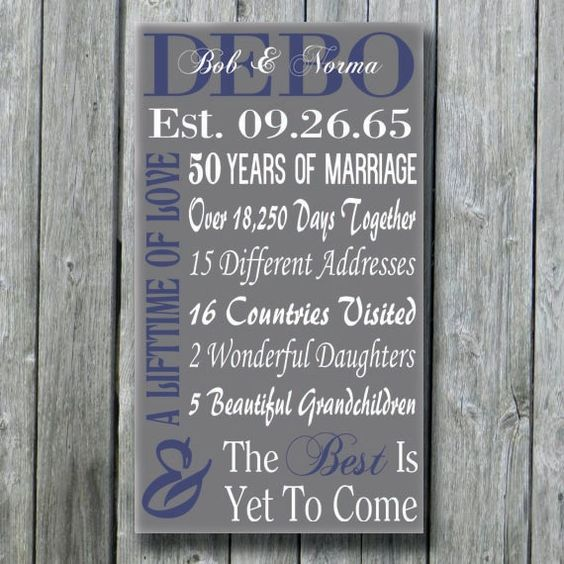 Wedding Vow Renewal Gift For Husband : ... Gift, Vow Renewal Gift,Gift for Wife Husband Parents,Love Story,Family
