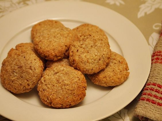 Coconut Walnut Cookies