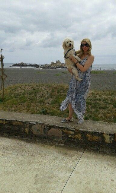 Vacaciones en playa cobquecura chile