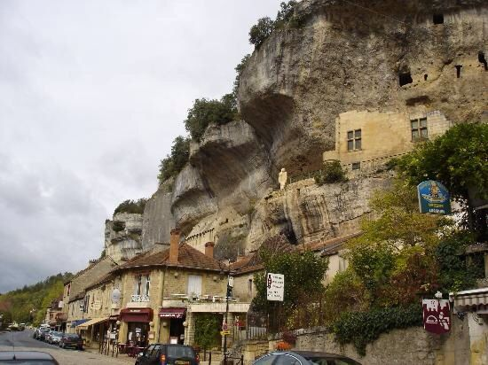 Les Eyzies Dordogne Frankrijk Vakanties Frankrijk