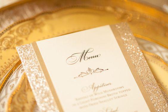 Золотая свадьба Shoot стиле вдохновленный вечеринка в саду | Томпсон фотографии: http://www.thompsonpictures.com