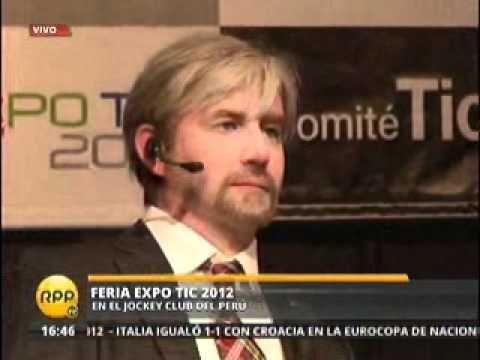 Expo TIC 2012 abrió sus puertas y hace solo unas horas ocurrió esta presentación sobre el objetivo de Geminoid para estudiar las reacciones humanas ante un androide de estas características.