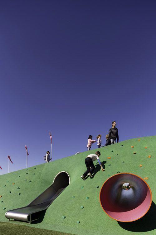 Blaxland Riverside Park By Jmddesign Landscapearchitecture Playgrounds Architecture Playground Design Park Landscape