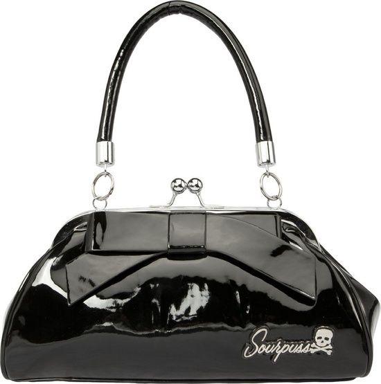 Sourpuss Floozy Retro Handbag.  $50