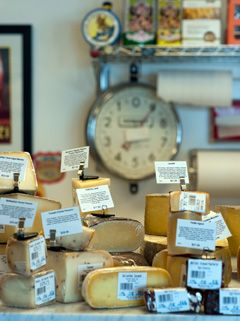 Where to find great cheese in LA