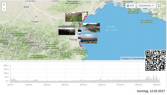 In den Lagunen verloren  Vollständiger Bericht bei: http://agu.li/Rx  Ein Tag, der nicht ganz so verlief, wie er geplant war. Oder wenn sich Fehlentscheidungen und Anachtsamkeiten in Kilometer und Höhenmeter messen lassen. Das GPS meint: 163.21 KM und 964 Höhenmeter.