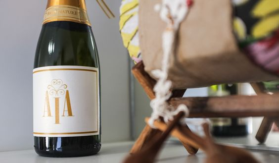 champagne by AIA