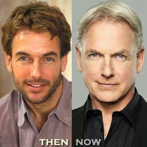 Mark dříve a nyní