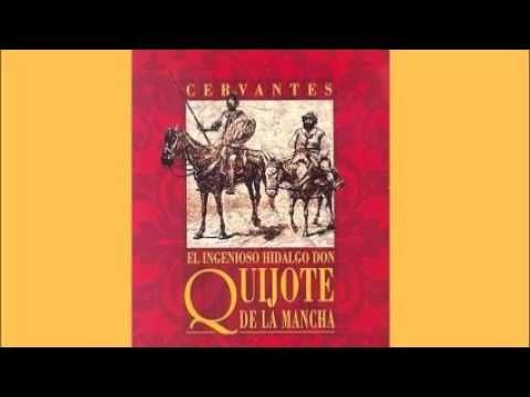 Cervantes El Ingenioso Hidalgo Don Quijote De La Mancha Audiolibro Youtube Youtube Book Cover Interactive