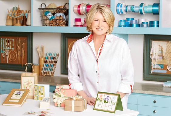 Watch Martha on HSN on July 23rd for an all day crafting event with #marthastewartcrafts!