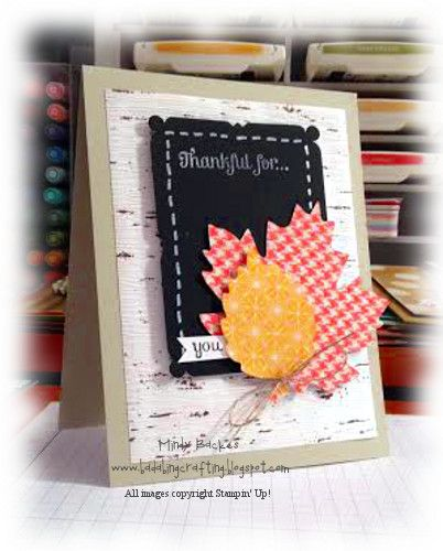 Birch and Chalk by Minders - Cards and Paper Crafts at Splitcoaststampers