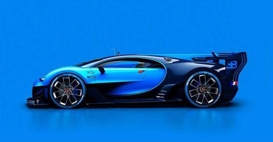 Tecnoneo: Bugatti Vision Gran Turismo se dará a conocer en el Salón del Automovil de Frankfurt