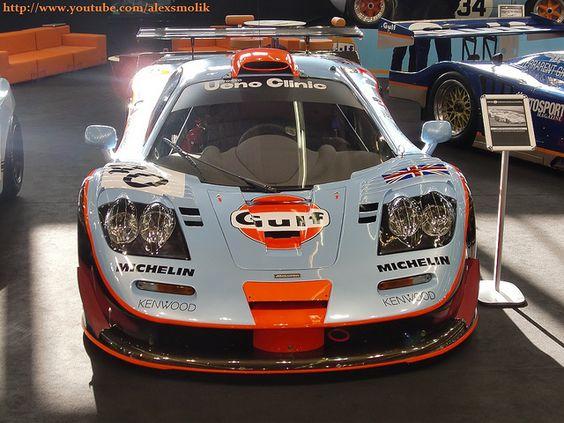 1996 McLaren F1 GTR Longtail