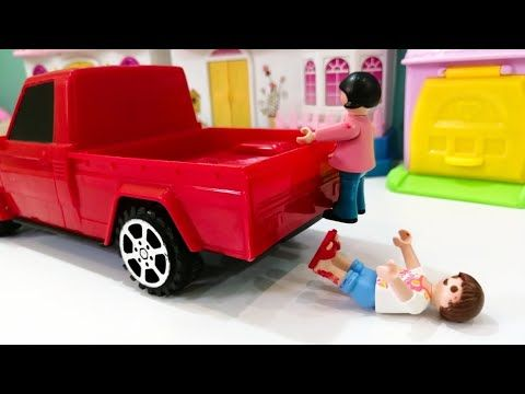 رؤى وجنه عملو حاجة غلط وماما زعلت جدا عائلة عمر جنه ورؤى قصص اطفال حكايات للأطفال بالعربية Youtube Toy Car Toys