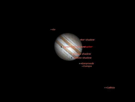 101 Astronomical Events for 2014... this isn't funny, but definitely interesting to check out :)