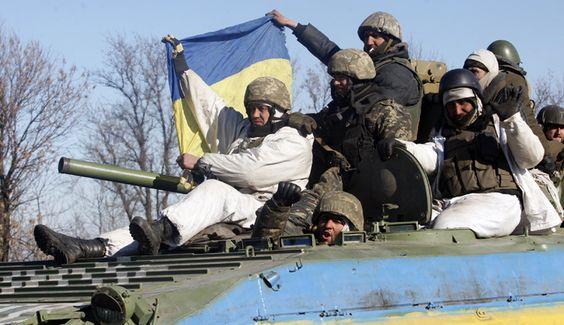 Poroshenko Confirma Que Las Tropas Ucranias Abandonan La Ciudad Sitiada