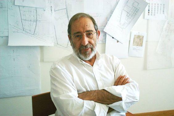 Álvaro Siza Vieira | Ciclo de conferências INSIDE A CREATIVE MIND » Fundação Calouste Gulbenkian » Conferências - 18-03-2016 18:00