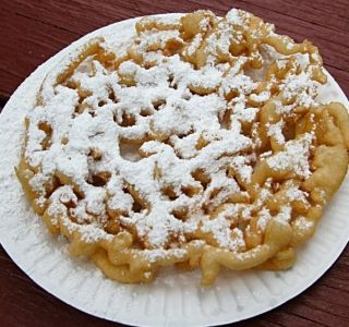 Funnel Cakes...Yummy! :)