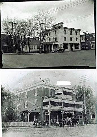 Front Royal Va Hotel The Afton Inn Virginia 1910 Warren County Virginiana Charlottesville Uva Shenandoah Valley C Pinterest