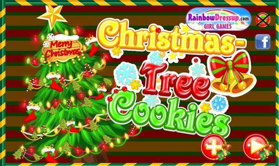 Przygotuj pyszne, chrupiące ciasteczka specjalnie na święta! Jesteś w stanie upiec słodki przysmak według przepisu? http://www.ubieranki.eu/gry/3666/swiateczne-ciasteczka.html