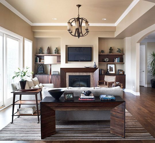 Bm putnam ivory going to be our main living room color - Ivory painted living room furniture ...