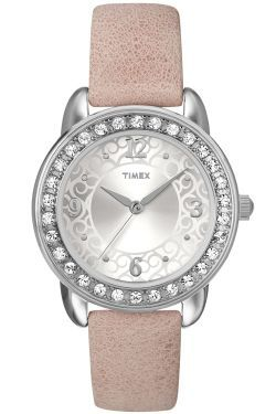 Check out Timex Ladies Analogue Strap Watch T2N448 from Tesco direct    Might have to spoil myself..