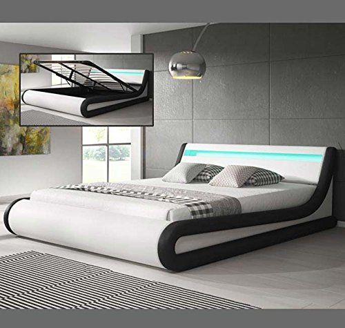 Muebles Bonitos Luxus Hochwertiges Led Design Polsterbett