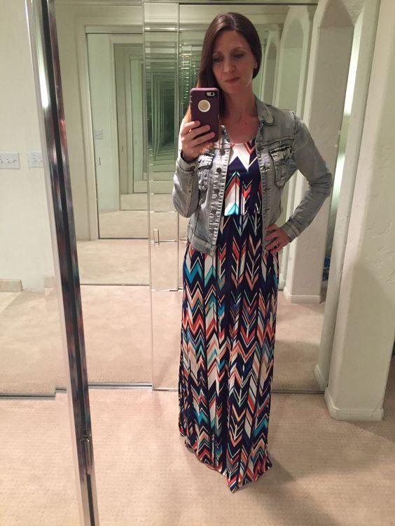Stitch Fix April 2016 (-4 - Dress summer- Colors and Stitch fix