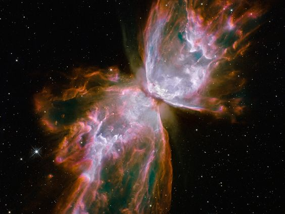 NGC 6302 - The Butterfly Nebula